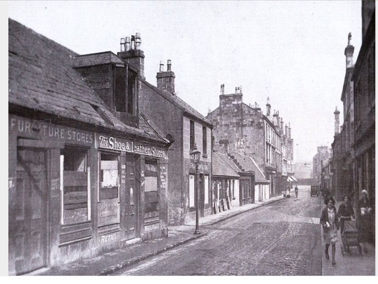 1932, shawwbridge st Pollockshaws