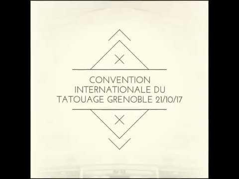 Convention Internationale Tatouage