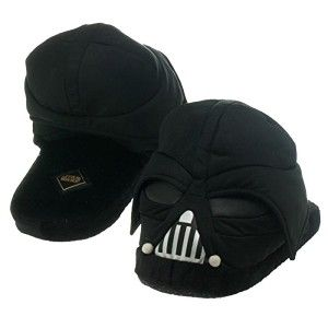Star Wars Darth Vader Plush Slippers