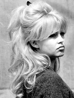 pictures Brigitte Bardot hair - Google Search