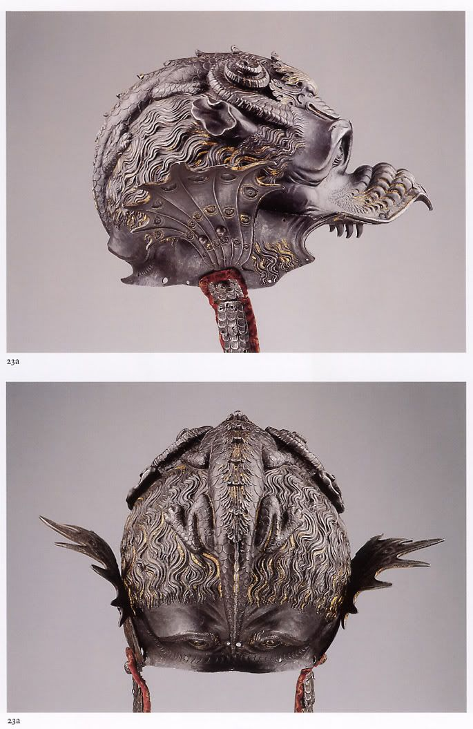 If you're going to go into battle wearing a full suit of metal armor, you'd better do it in style. Here are some of the most amazing (and bizarre) helmets you've ever seen, from the age of knights and swords.