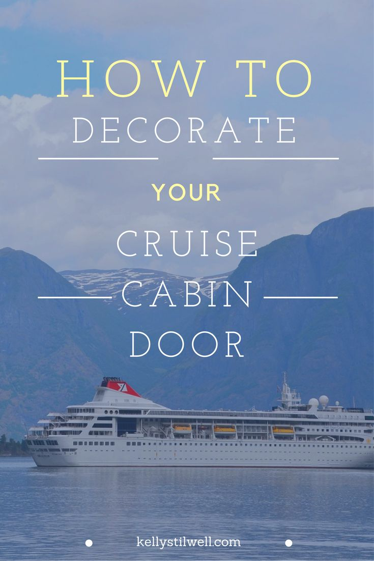 10 Ideas For Cruise Door Decorations Cruise Cruise