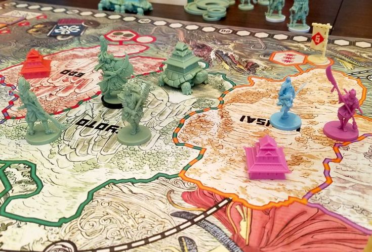 Don't expect a history lesson; do expect a good board game.