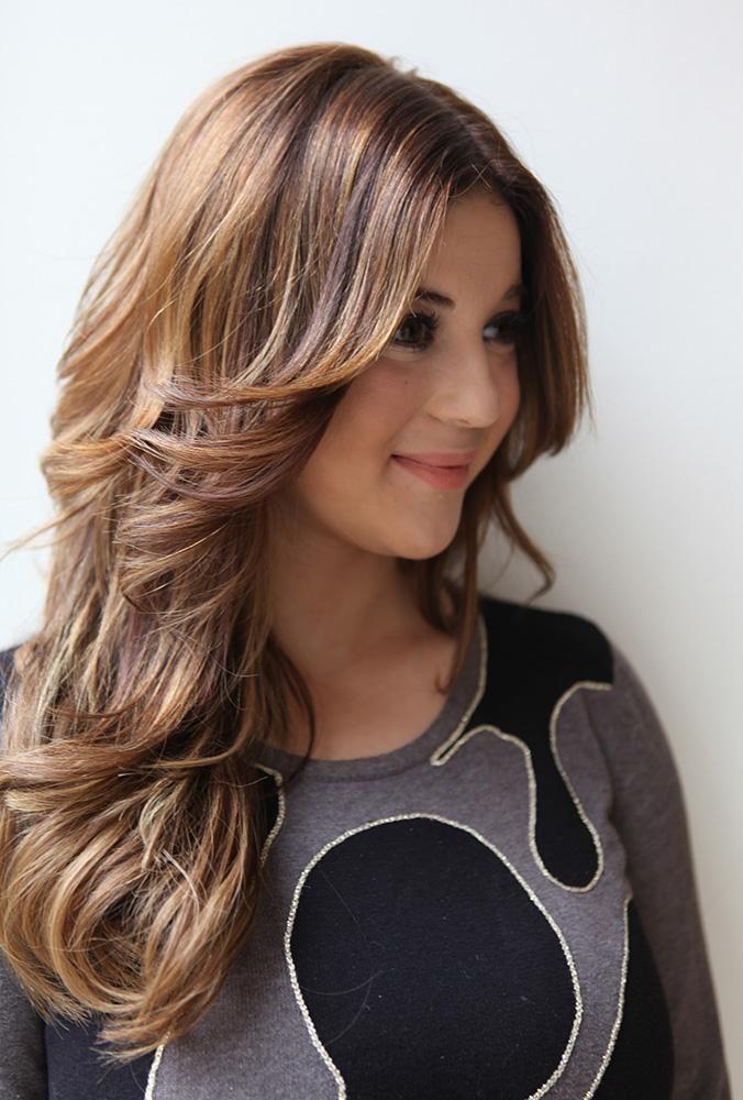 Box Hair Color Fail to Beautiful Balayaged Babylights | Modern Salon