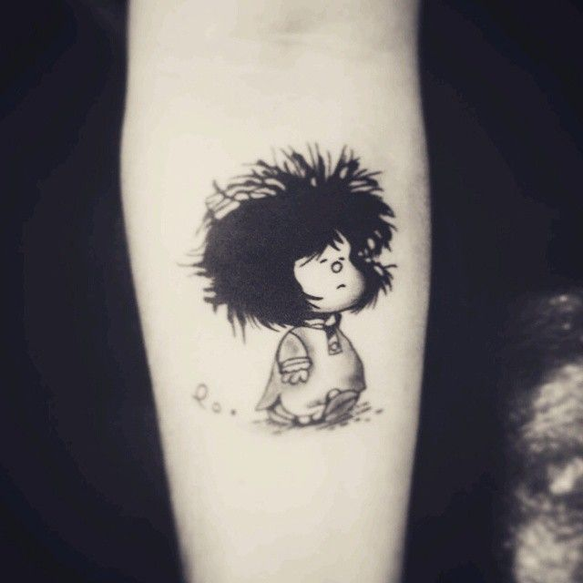Tattoo feita pelo @felippmello.  #bomdia! Domingo quem acorda assim?  #domingo…