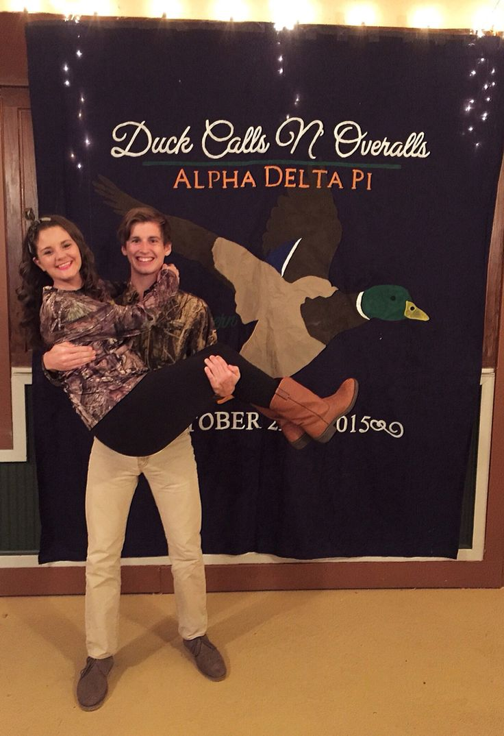 Alpha Delta Pi mallard ball @sororitymoves