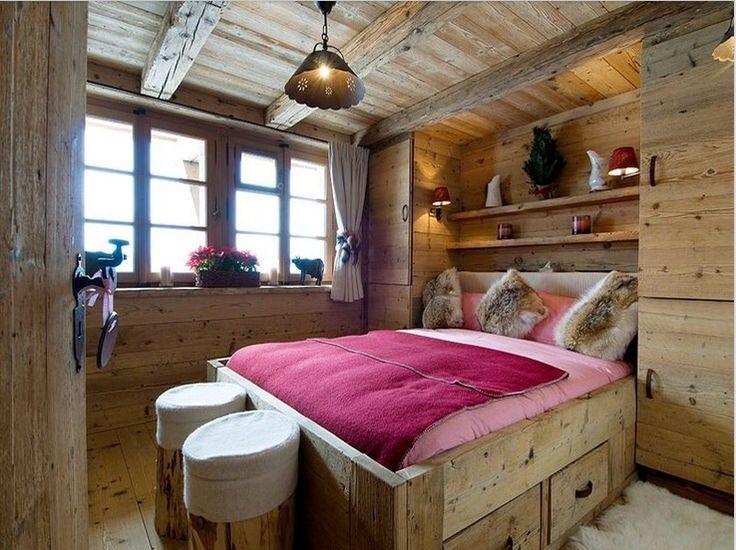 28 besten chalets Bilder auf Pinterest Chalets, Luxusurlaub und - ideen schlafzimmer einrichtung stil chalet