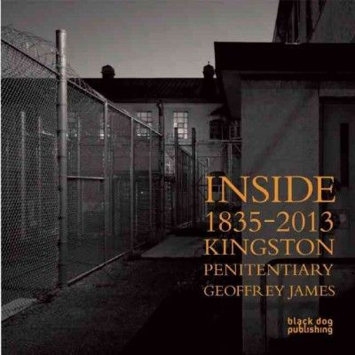"""""""This book is produced in conjunction with the exhibition Inside Kingston Penitentiary, curated by Jan Allen and presented at the Agnes Etherington Art Centre, Queen's University, 30 August to 7 December 2014."""""""