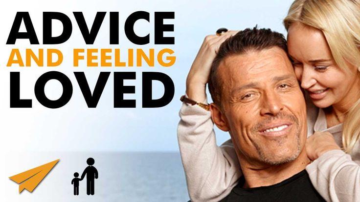 Tony Robbins Relationships - Advice and Feeling Loved - #MentorMeTony