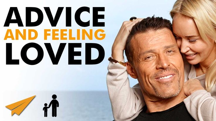 Tony Robbins Relationships - Advice and Feeling Loved - #MentorMeTony