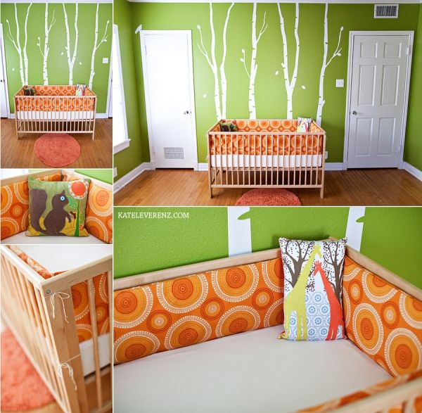 Fabulous Unisex Nursery Decorating Ideas: 25+ Best Forest Nursery Themes Ideas On Pinterest