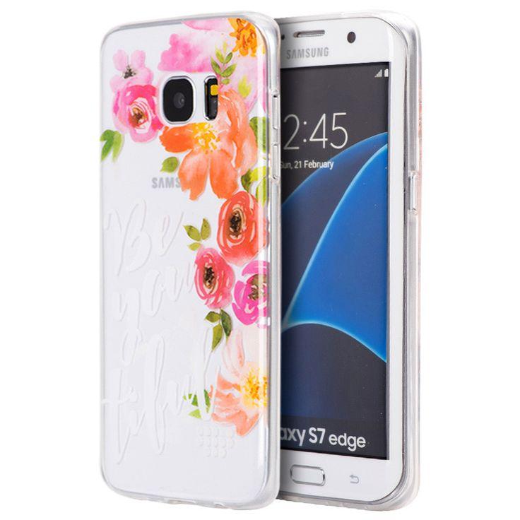 Comme Un Cas De Tpu De Conception De Patron Pour Le Bord De Samsung Galaxy 6ZWvsWf4