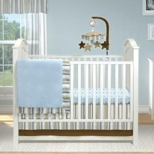 Short Latte Bedding by Bananafish - Infant Crib Bedding - ltb0865