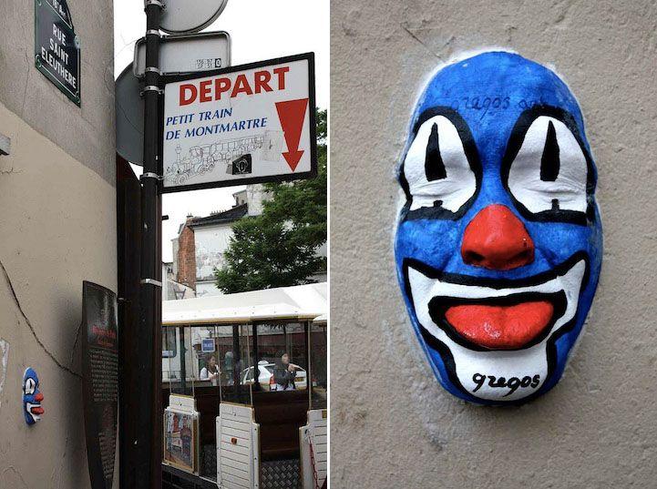 Strange faces on Paris Walls - Gregos: Gregos Art Paris, Art Street Grafitti, Urban Art, Artist Gregos, Public Art, Place, Streetart Inspirations, Chalk Art