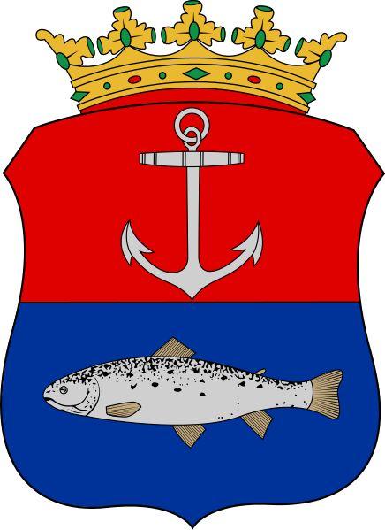 Coat of arms of Kemi