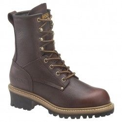 Carolina Womens Logger Boots This girl can't live without her Carolina's!! Love them. ~P