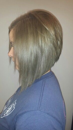 Graduated Bob haircut..can't wait to cut my hair after the wedding