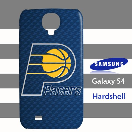 Indiana Pacers Texture Samsung Galaxy S4 Case Cover