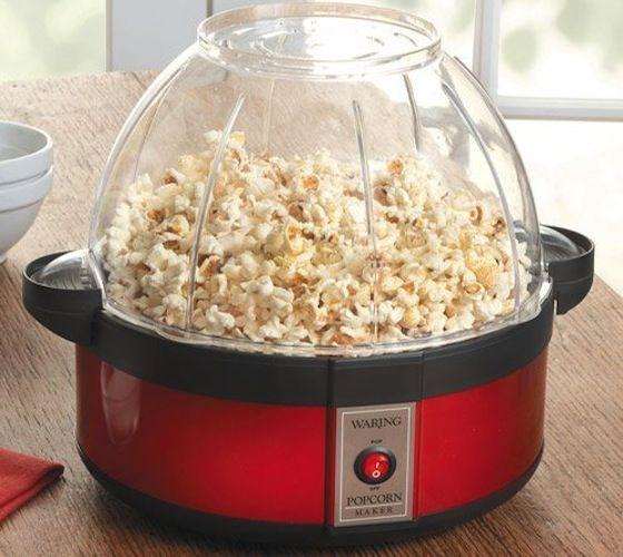 Waring Pro Professional Popcorn Maker – http://thegadgetflow.com/portfolio/waring-pro-professional-popcorn-maker/