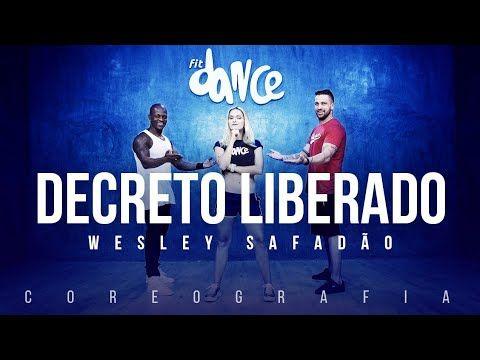 Veja: Decreto Liberado - Wesley Safadão | FitDance TV (Coreografia) Dance Video.