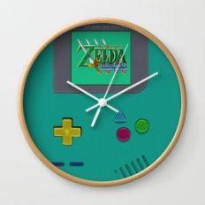 Game boy Wall Clock