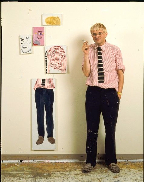 David Hockney, OM, CH, RA, (b. 1937) is an English painter, draughtsman, printmaker, stage designer and photographer.