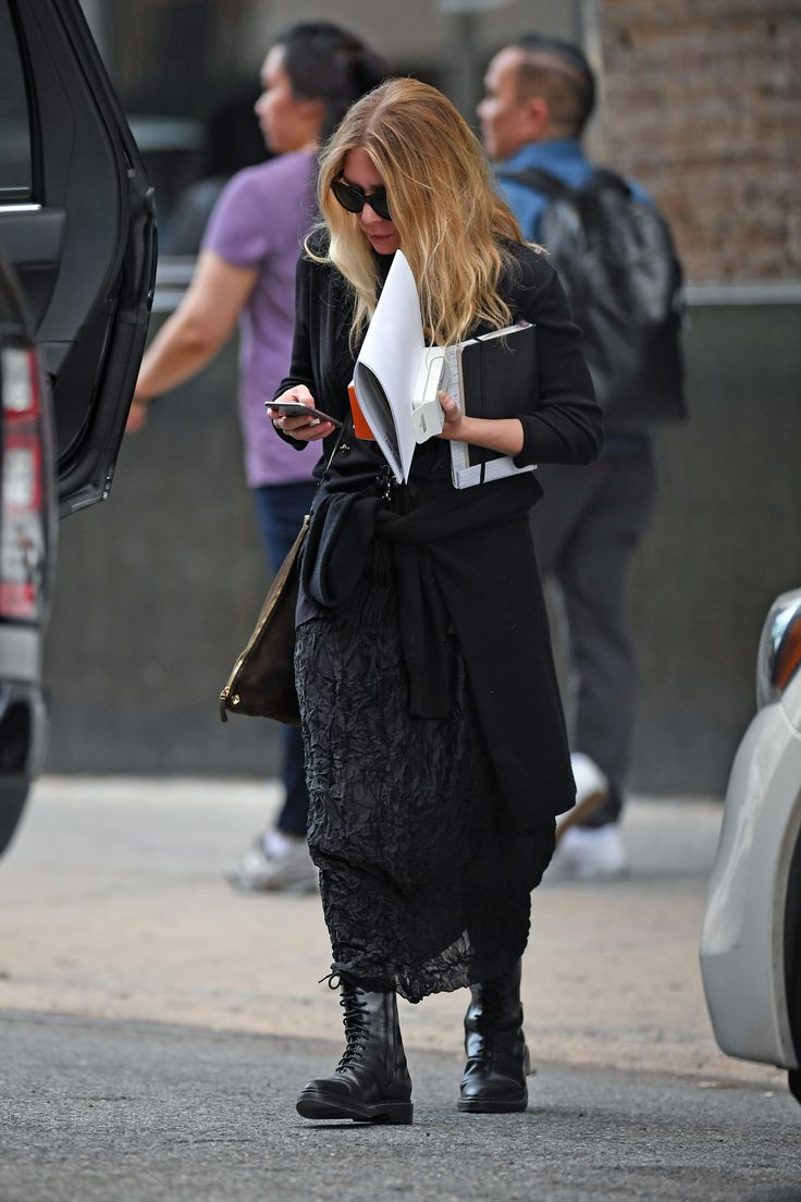 Ashley and Mary-Kate Olsen Makeover the 9-to-5 Dress Code