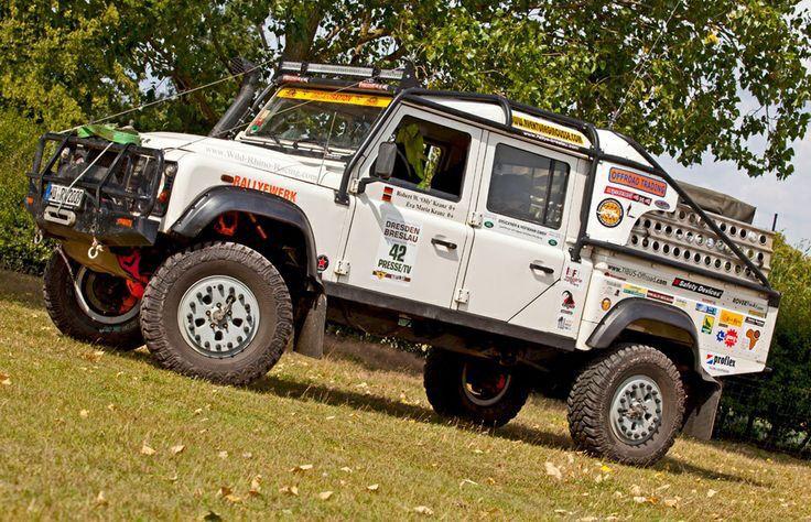 Overland Lr Defender 110 Motor 4 215 4 Offroad 픽업 Pinterest