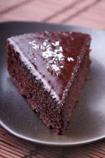 Рецепт: Пористый шоколадный кекс
