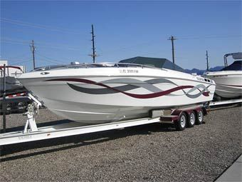 The Boat Brokers & RV (800) 488-0258 1979 30' Wellcraft Scarab  -  $12,995