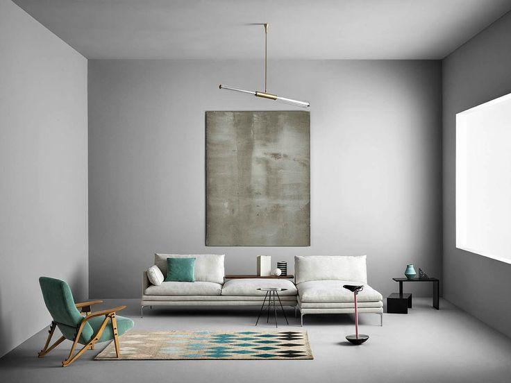WILLIAM | Canapé by Zanotta | design Damian Williamson