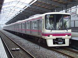 KEIO 8000: Japanese private railway