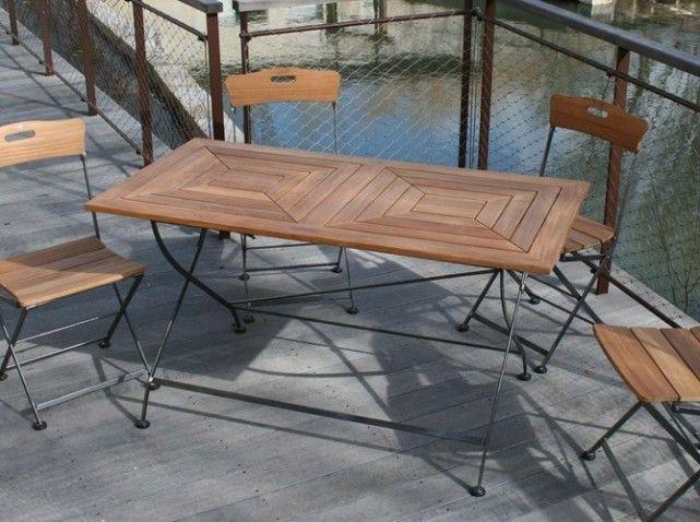 Table De Jardin Bois Gifi ~ Jsscene.com : Des idées intéressantes ...
