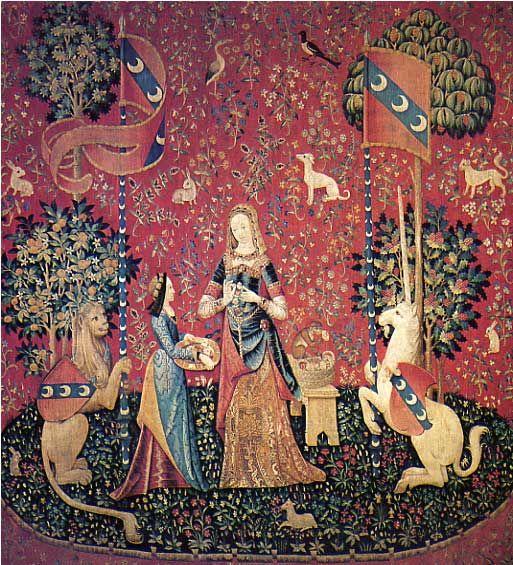 Les 25 meilleures id es de la cat gorie costume de licorne - La tapisserie de la dame a la licorne ...