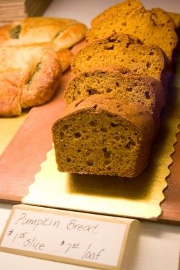 Pumpkin Bread quick and easy paleo recipe