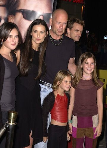 REPORT: Demi Moore and Bruce Willis Gave Their Troubled Daughter Tallulah an Ultimatum Before She Got Help