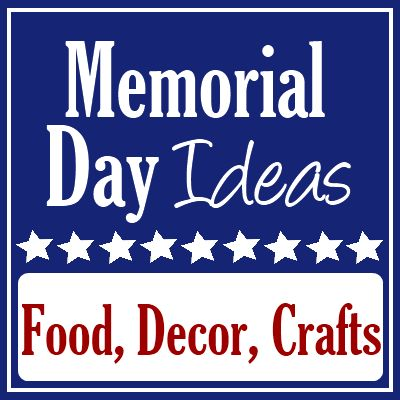 great memorial day food ideas