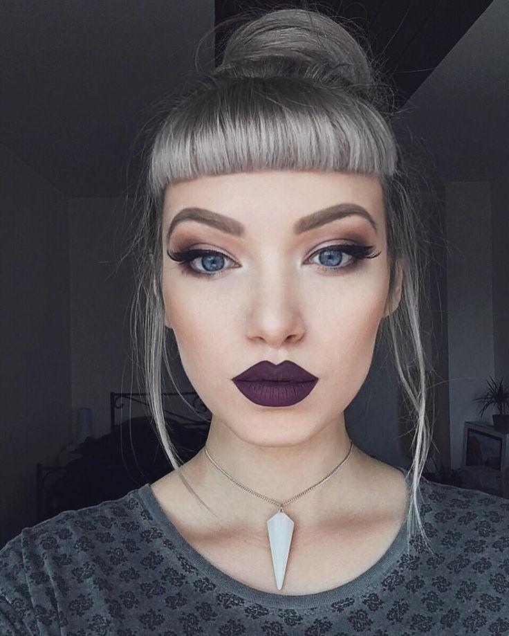 "Miss Bo on Instagram: ""Lipstick by @limecrimemakeup, shade 'Jinx' """