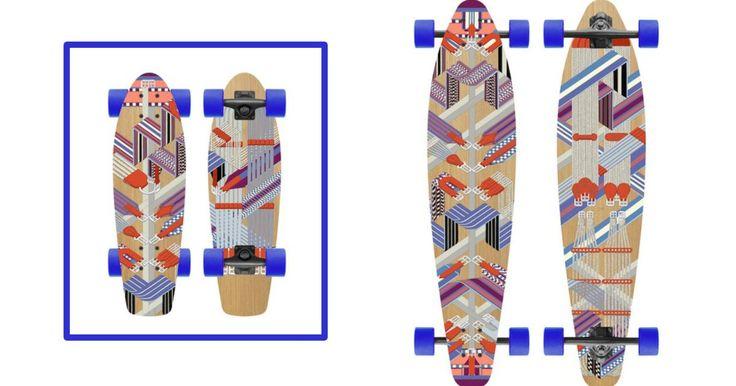 Für die kommende Herbst-/ Winter-Kollektion soll es Skateboards im Hermès-Sortiment geben.