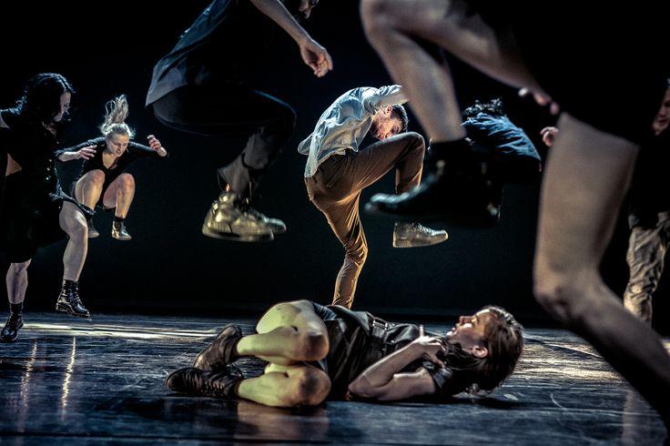 VISIT GREECE| Kalamata International Dance Festival 2013, What the Body Does Not Remember OfficialUltimaVez