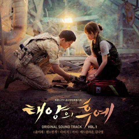 Descendants of the Sun OST Vol. 1 CD (KBS TV Drama) at $12.41 http://bit.ly/1pTSZCl