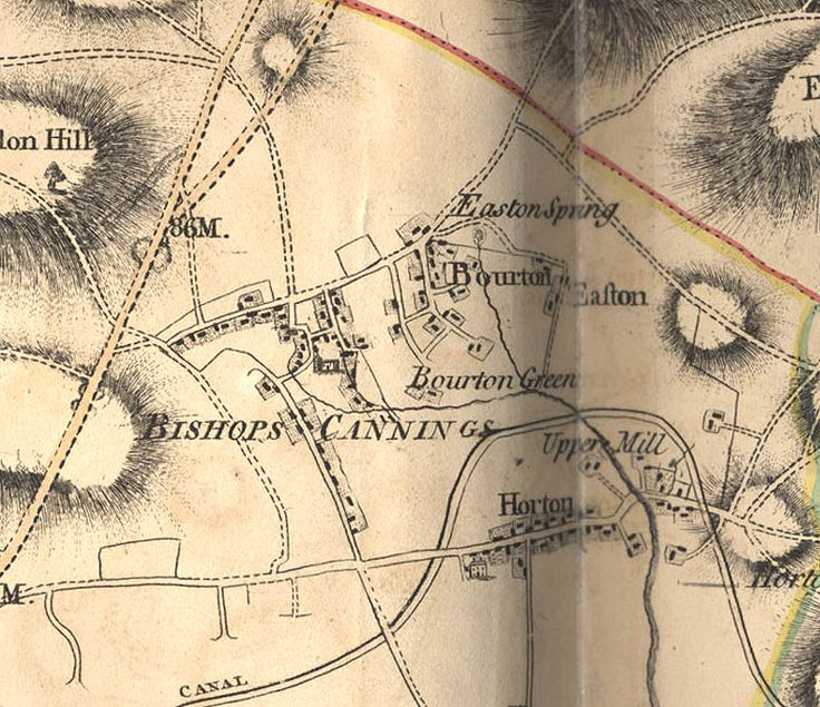 This is a corrected and updated edition of the 1773 map that includes the recently built canals.
