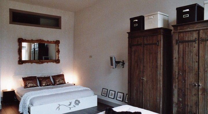 'in negentienvijf', Amersfoort   Boek online   Bed and Breakfast Nederland Heel luxe, hartje centrum Amersfoort 190€ 3p