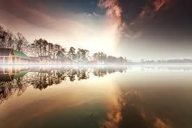 lake scene<3