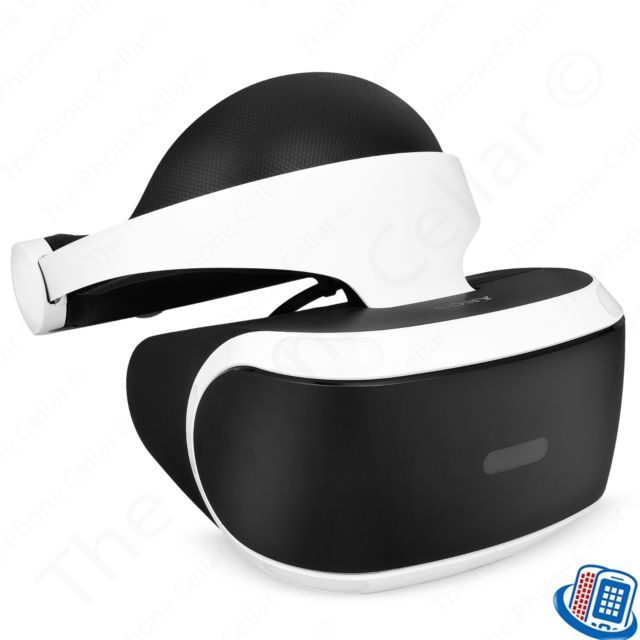 Sony PlayStation VR - Virtual Reality Headset for PS4 (3001560) | eBay