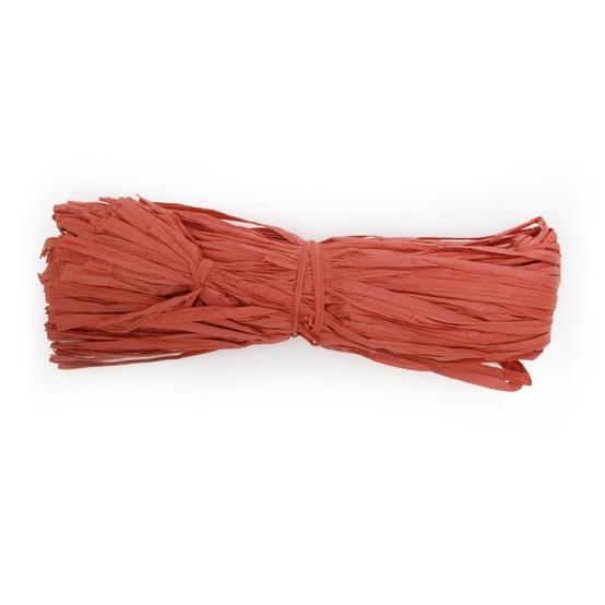 Red Paper Raffia (100 pieces)