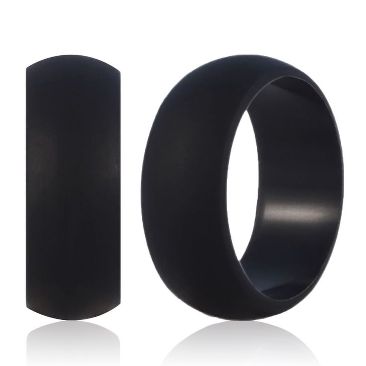 Workproof Silicone Wedding Ring for Men