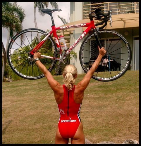 Gallery For > Female Cyclists Body