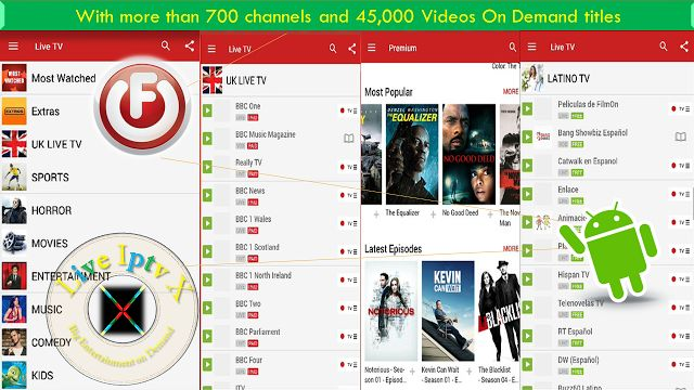 Watch TV Stream Online - FilmOn Free Live TV APK For Live Sports  Movies TV On Android   Free Streaming Live TV Channels[ Iptv APK] : FilmOn Free Live TV APK- Live TV Movie Sports APK- In this apk you can Watch Free Sport ChannelsMovies Live Radio Streams and Free On Demand CountryWise Watch more than 700 channels and 45000 Videos On DemandOnAndroid Devices.  FilmOn Free Live TV APK  Watch Live Streaming TV Free Online  Download FilmOn Free Live TV APK   Download Android APK - APP[…