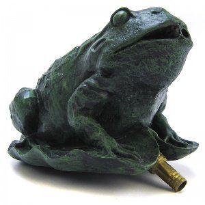 Beckett Frog Pond Spitter Fountain: Small Pond Spitter by Beckett Corporation. $12.37